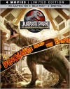 Jurassic Park 25th Anniversary Collection (4K UHD Review)