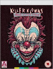 Killer Klowns from Outer Space (Region B)