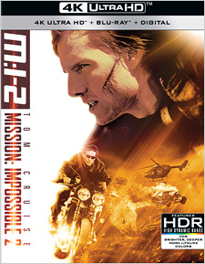 Mission: Impossible 2 (aka M:I-2 – 4K UHD Review)