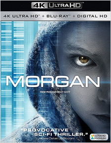 Morgan (4K UHD Review)