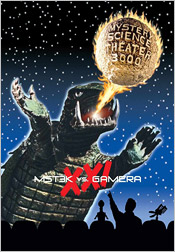 Mystery Science Theater 3000: Volume XXI – MST3K vs. Gamera