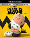 Peanuts Movie, The (4K UHD)