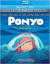 Ponyo on the Cliff by the Sea (aka Ponyo – Blu-ray Review)