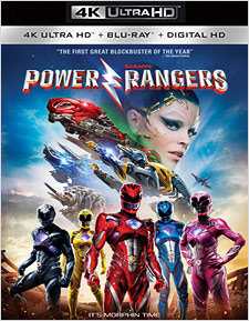 Power Rangers (4K UHD Review)
