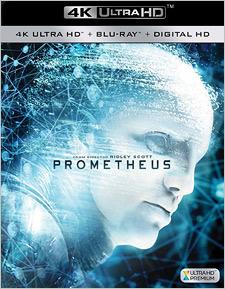 Prometheus (4K UHD Review)