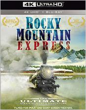 Rocky Mountain Express (4K UHD)