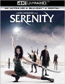 Serenity (4K UHD Review)