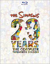 Simpsons, The: The Complete Twentieth Season