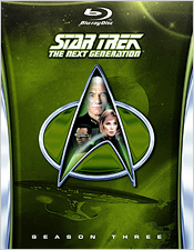 Star Trek: The Next Generation - Season Three