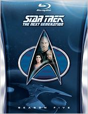 Star Trek: The Next Generation - Season Five