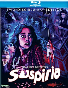 Suspiria: Two-Disc Special Edition (Blu-ray Review)