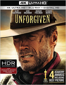 Unforgiven (4K UHD Review)