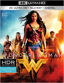 Wonder Woman (4K UHD Review)