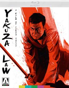 Yakuza Law (Blu-ray Review)