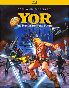 Yor, the Hunter from the Future: 35th Anniversary (Blu-ray Review)