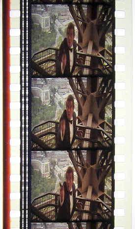 View to a Kill film frame