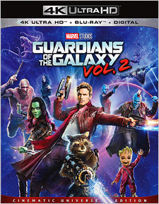 Guardians of the Galaxy Vol  2 (4K UHD Review)