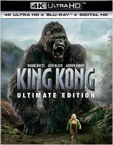 King Kong (2005): Ultimate Edition (4K UHD Review)