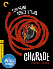 Charade (Criterion Blu-ray Disc)