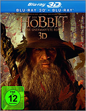 More Hobbit Blu-ray details, plus the BDA has a task force