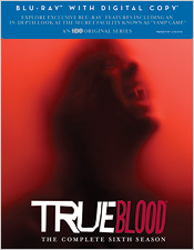 True Blood: Season Six (Blu-ray Disc)