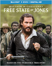 Free State of Jones (Blu-ray Disc)