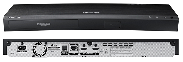 5ad72fe07c2 Samsung UBD-K8500 (4K Ultra HD Blu-ray Player Review)