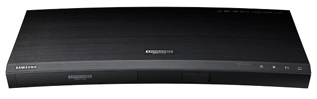 Samsung UBD-K8500 (4K Ultra HD Blu-ray Player Review)