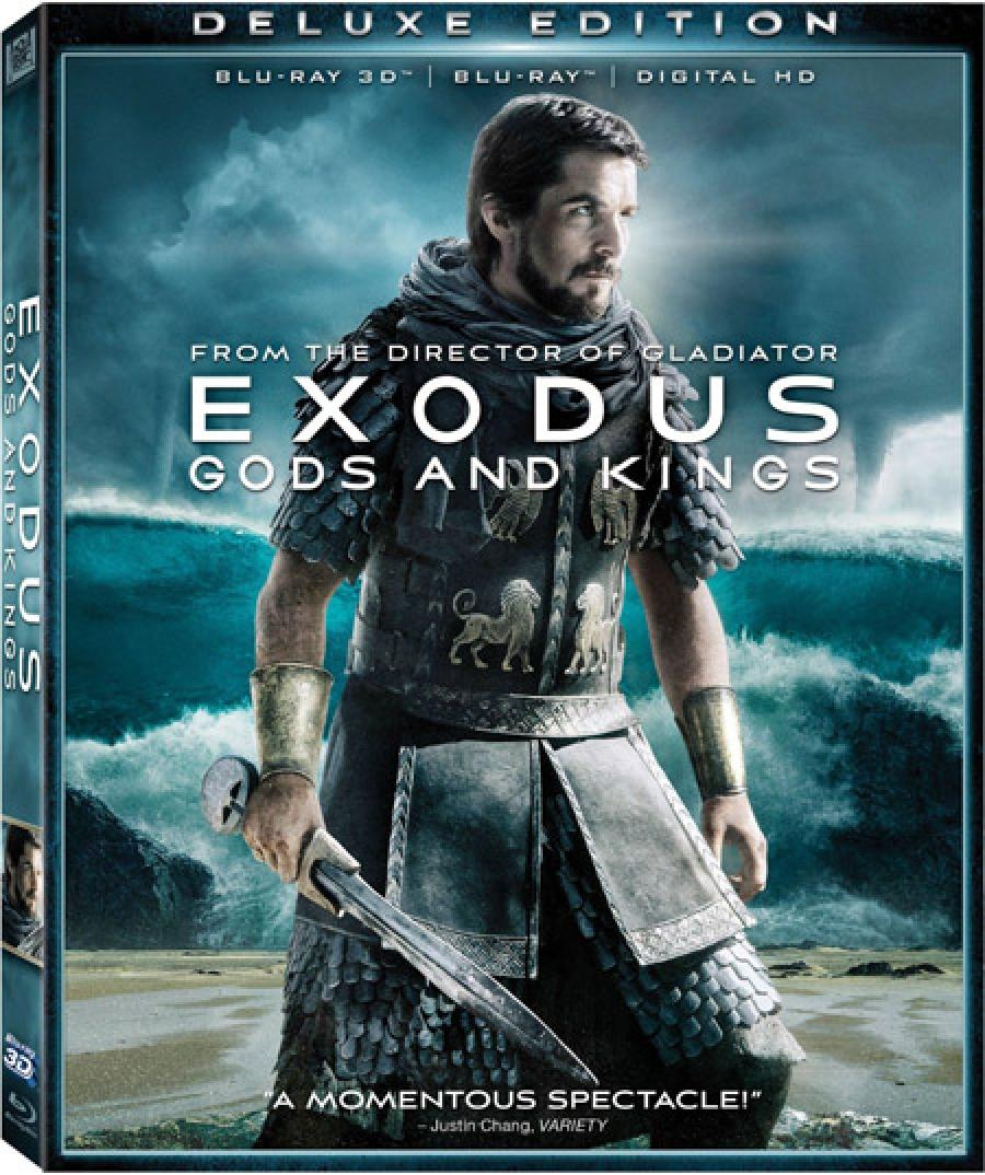 Details on Exodus extras, plus Kino Lorber April-July titles