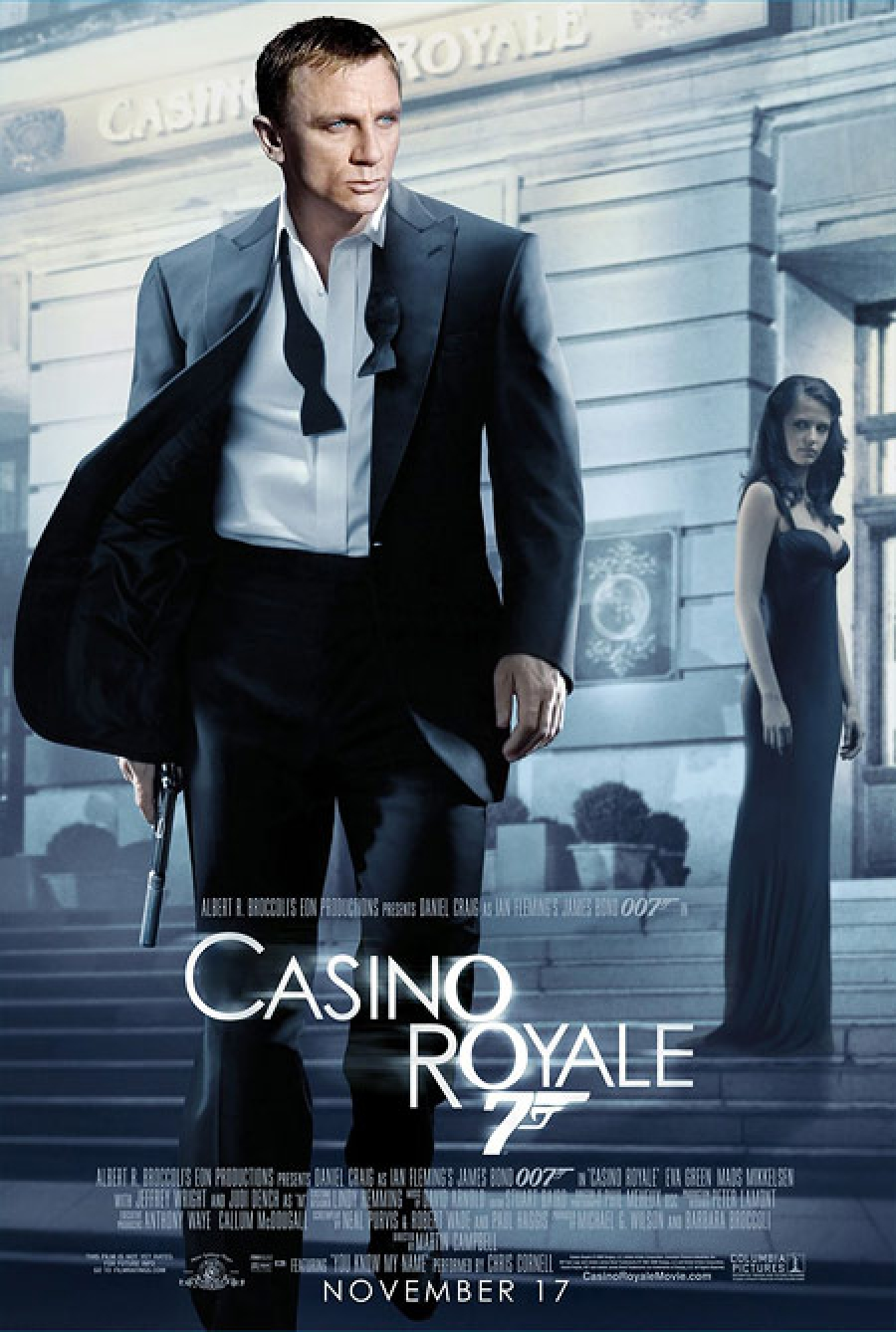 """888d4525c1 Rebooting Bond: Remembering """"Casino Royale"""" on its 10th Anniversary"""