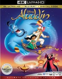Aladdin (1992) & Aladdin (2019) reviewed in 4K, plus Night