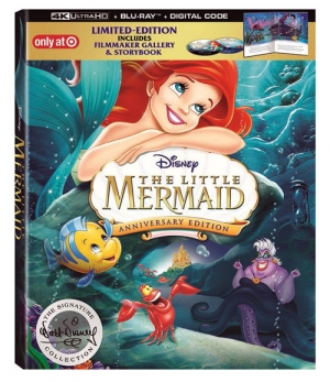 Displaying items by tag: The Little Mermaid 4K