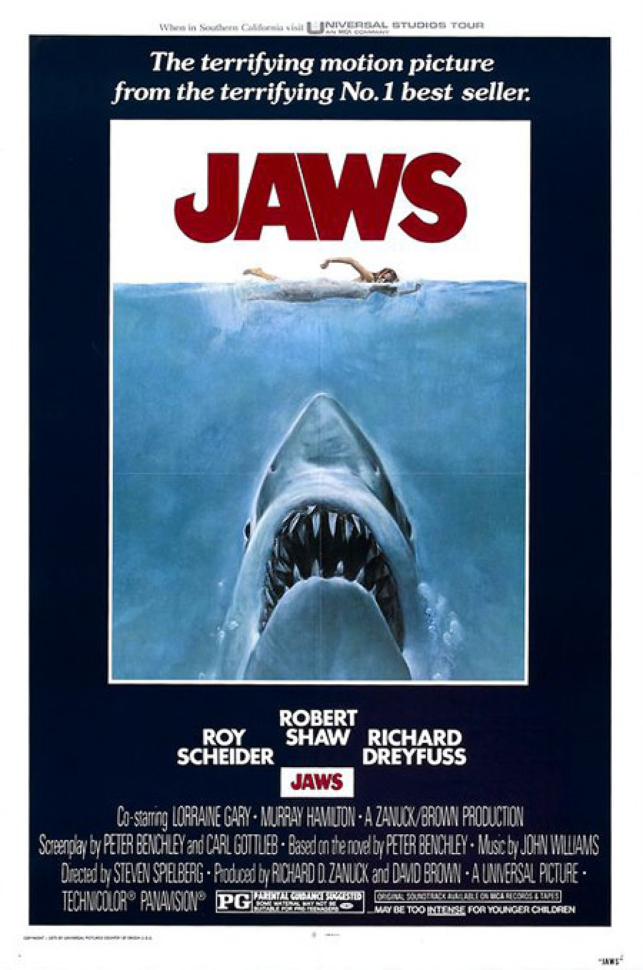 """The Game Changer: Celebrating """"Jaws"""" on its 40th Anniversary"""