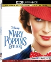Mary Poppins Returns (4K Ultra HD)