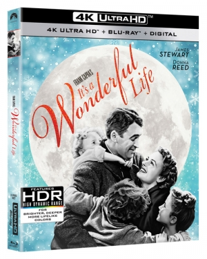 It's a Wonderful Life (4K Ultra HD)